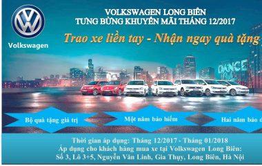 Giá xe Volkswagen Chính hãng