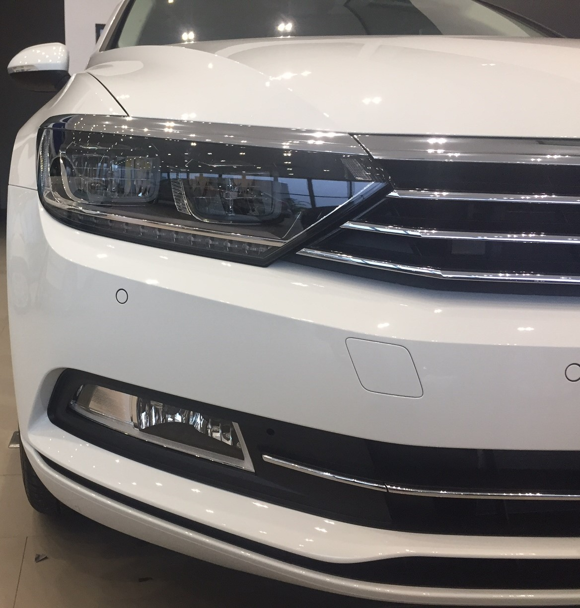 den xe passat bluemotion