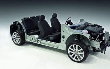 Công nghệ khung gầm MQB của Volkswagen