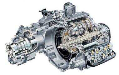 Công nghệ hộp số ly hợp kép DSG của Volkswagen