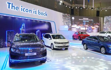 Các dòng xe volkswagen đang được phân phối chính hãng tại thị trường Việt Nam.