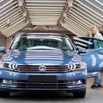 Tìm hiểu thêm một số công đoạn sản xuất xe Volkswagen Passat