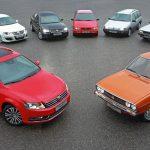 Lịch sử dòng xe  Volkswagen Passat