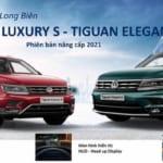 Ra mắt dòng xe Tiguan Allspace phiên bản Elegence và Luxury S Tại Volkswagen Long Biên
